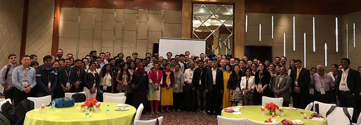 IEEE CIS Young Professionals SSCI 2018 reception in Bangalore